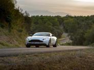 Preis gesenkt: Aston Martin DB11 ab Oktober auch mit acht Zylindern