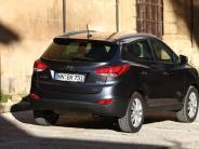 Glänzender Liegenbleiber: Der Hyundai ix35 erweist sich als pannenanfällig