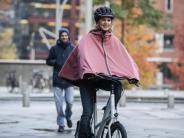 Funktionskleidung: So kommen Radler trocken durch Herbst und Winter