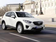 SUV-Modell: Der Mazda CX-5 ist beim Mängel-Check kaum angreifbar