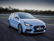 Mit starkem Motor: GTI-Konkurrent Hyundai i30N ist ab 29700 Euro im Handel