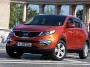 SUV im Langzeittest: Tüv unzufrieden mit Kia Sportage