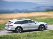Kombi fürs Gelände: Opel Insignia jetzt auch als Country Tourer