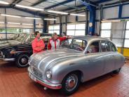 Offene Privatsammlung: Von der Regierungskutsche zum Sammlerstück:Der Tatra