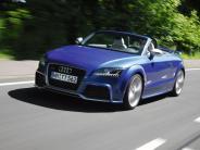 Ein gepflegter Typ: Der Audi TT überzeugt auch im Alter