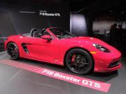 Luxus und Leistung: Los Angeles Auto Show: Gute-Laune-Offensive im La La Land