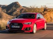 Anfang 2018 bei den Händlern: Audi A4 Avant auch als RS-Modell mit 450 PS