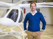 Fliegende Autos: Volocopter: In die Luft gehen gegen den Verkehrskollaps