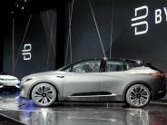 Elektro-SUV auf der CES: Autobauer mit Ex-BMW-Managern fordert deutsche Marken heraus