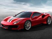 Leichter und schneller: Ferrari zeigt den 488 Pista mit 720 PS in Genf
