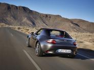 Neuvorstellung: Mazda MX-5 RF im Test: Klappe zu, alles gut
