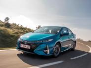 Neuvorstellung: Toyota Prius: Sparen muss man sich leisten können