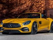 Neuvorstellung: Mercedes-AMG GT C Roadster: Üppig dimensionierter Schwerathlet