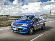 Neuvorstellung: Länger kann keiner: Opel stellt Super-Stromer Ampera-e vor