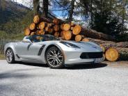 Test: Amerika zuerst: Eine Ausfahrt mit der legendären Corvette