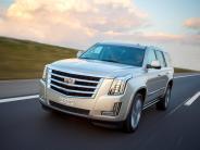 Test: Cadillac Escalade: Ist der dick, Mann!