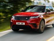 Neuvorstellung: Der neue Range Rover Velar: Land Roverauf Porsche-Jagd