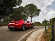 Test: Mazda MX-5 RF im Test: Von wegen oben ohne!