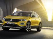 Weltpremiere: Das ist der T-Roc, Volkswagens neuer SUV
