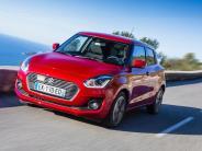 Test: Autos, die wir fahren sollen: der hybride Suzuki Swift im Test