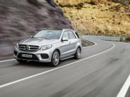 Test: Autos, die wir fahren wollen: der Mercedes GLE 250 d im Test