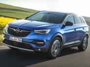 """Neuvorstellung: Der """"Grandland X"""" rollt an: Opels neue Größe"""