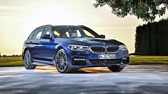 Test: Neuer 5er BMW im Test: So aufregend kann Digitalisierung sein