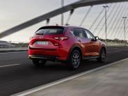 Test: Der Mazda MX-5 im Test: Mister Mittelklasse-SUV
