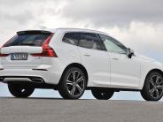 Test: Heißer Schweden-Ofen: eine Ausfahrt mit dem stärksten Volvo XC60