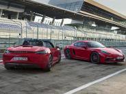 Neuvorstellung: Porsche 718 GTS: ein bisschen Gas muss sein