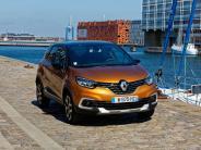 Test: Hauptsache hübsch: der Renault Captur im Test