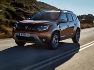 Neuvorstellung: Der neue Dacia Duster: Glanz und Gloria für kleines Geld