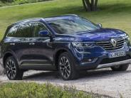 Test: Der Renault Koleos im Test: Premium will gelernt sein