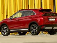 : Der neue Mitsubishi Eclipse Cross: Ziemlich keck am Heck