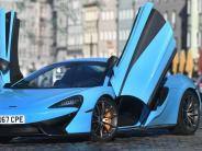 Test: Schneller geht's nicht: eine Ausfahrt mit dem McLaren 570S Spider
