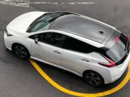 """Neuvorstellung: Stromer mit Stil: Nissans neuer """"Leaf"""" im ersten Test"""