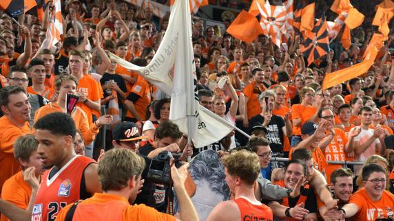 Paulding führt Baskets Oldenburg zum Halbfinal-Ausgleich