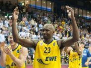 Basketball: Ulm verliert Halbfinal-Heimspiel gegen Oldenburg