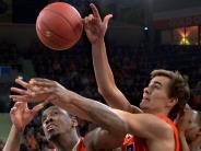 Basketball Bundesliga: Spielverlegung gegen Gießennervt Ulmer Basketballer