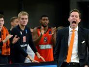 Basketball Bundesliga: Ratiopharm Ulmkämpft vor Spiel gegen Trientgegen die Viren