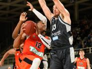 Basketball-Eurocup: Ratiopharm Ulm gegen die italienische Wand