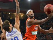 Basketball-Bundesliga: Toure Murry verlässt Ulmer Basketballer