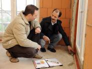Bau: Sachverständige geben Häuslebauern Sicherheit