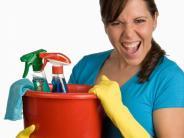 Wohnen: Putzen als Fitnessprogramm