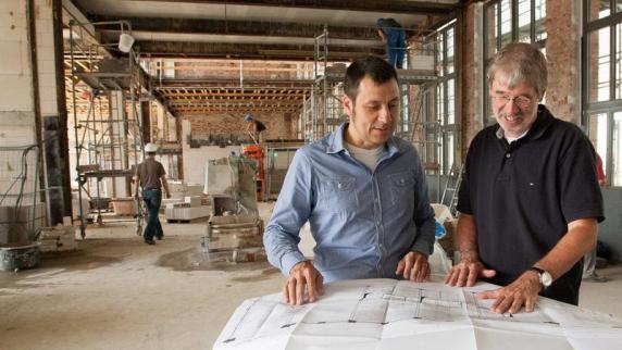 Wohnen mit Stil: Wohnen in der Fabriketage - Ein Loft finden und einrichten