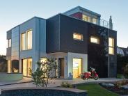Immobilien: Kubische Gebäudeformen des Bauhaus kommen in Mode