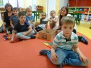 Kindergarten Franziskanerstr0907 und 0607: Der wahrscheinlich längste Kiga weit und breit