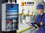 E-check 2610Ex 2710NR: Elektroanlagen vom Fachmann überprüfen lassen