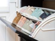 Garage für die Treter: Den passenden Schuhschrank finden