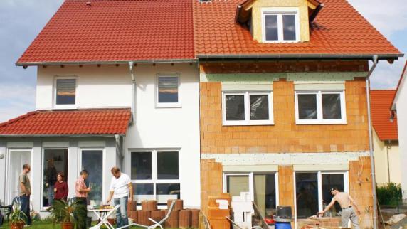 : Seite an Seite: Warum ein Doppelhaus mit dem Nachbarn bauen?